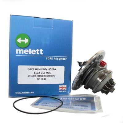 Картридж (сердечник) турбины Renault Trafic II 2.0dCi 90HP 762785-0002 melett Купить