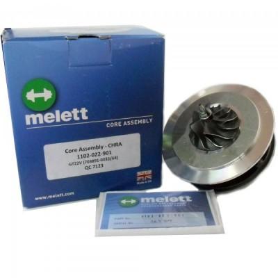 Картридж турбіни Mercedes-PKW Sprinter I 216CDI/316CDI/416CDI 156HP 709838-0005 Melett Купить