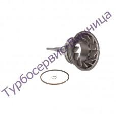 Геометрія турбіни VNT GT17-1