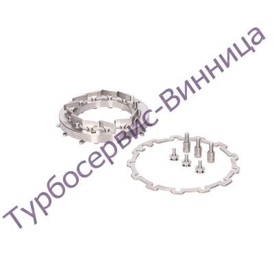 Геометрія турбіни VNT GT20/22-4 Купити