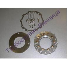 Геометрія турбіни VNT GT1541V/GT1444V/700960-1 E&E Turbo
