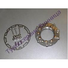 Геометрія турбіни VNT GT17-2