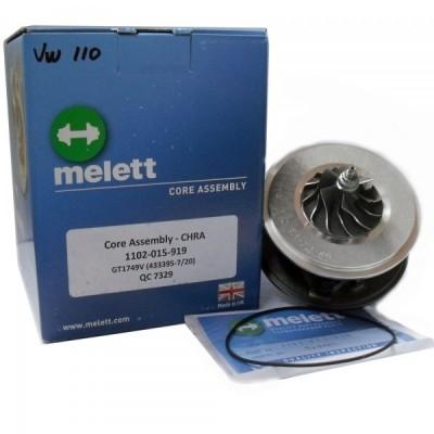 Картридж турбіни Audi A6 2.5TDI 150HP 454135-0009 melett Купить