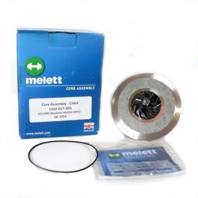 Картридж турбіни Hyundai H-1 2.5TCI 136HP 715924-0001 melett Купить